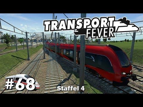 Transport Fever S4/#68: Baubeginn der ersten ICE-Strecke [Let's Play][Gameplay][German][Deutsch]