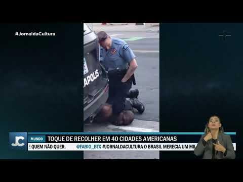 EUA entram no sétimo dia de manifestações após morte de George Floyd