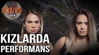 Survivor 2018 | 22. Hafta Kızlar Performans Sıralaması | 108. Bölüm | Survivor 2018