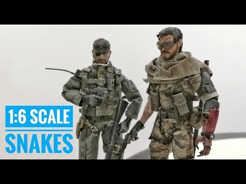 Venom Snake 12 Inches 1:6 Scale Action Figure by Limtoys Review