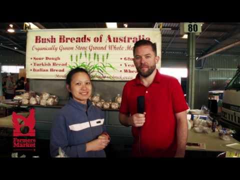 Bush Breads of Australia - Capital Region Farmers Market Canberra