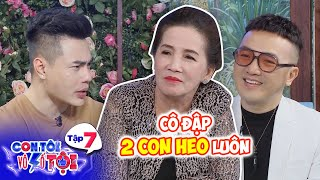 My kid is sinful | Ep 7: Ngoc Thai's mom bought him Dylan motorbike to go to shows after bankrupt