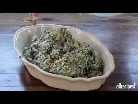 How to Make Spinach Dip | Appetizer Recipes | Allrecipes.com