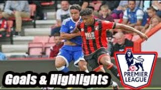 Bournemouth vs Cardiff City - Goals & Highlights - Premier League 18-19