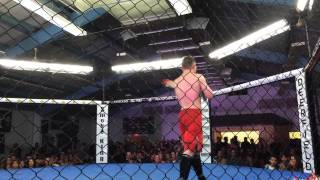 Fightquest 32 Vincent Morin fait un Hommage a Sijo et Linda Patenaude suite a sa victoire par TKO