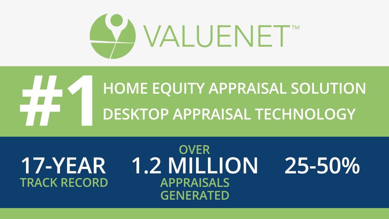 valuenet the power of desktop appraisal technology youtube