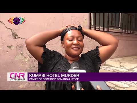 Kumasi: 46-year-old murdered woman's family demand justice |