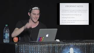 pro presents nghtmre ableton demo qa the loft ucsd