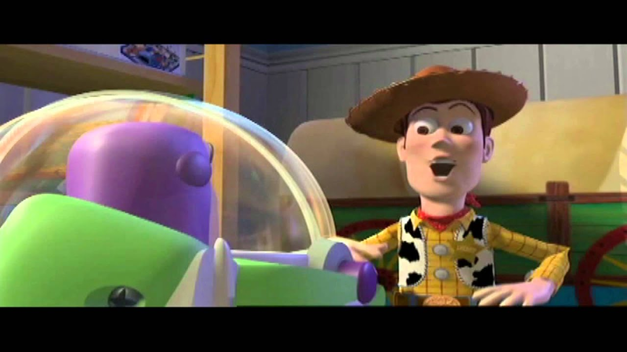 Toy Story Stool : French youtube poop quand buzz l éclaire se fache