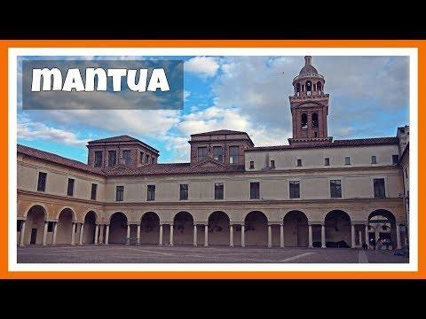 ¿Qué ver y visitar en MANTUA? Ciudad Patrimonio de la Humanidad | Travel Guide | Italia 8#