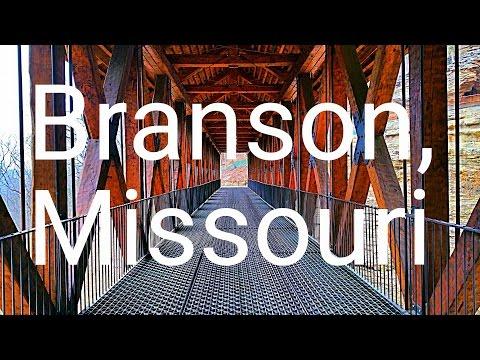 BRANSON, MO ROAD TRIP