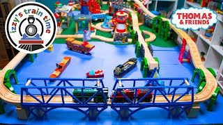 Thomas and Friends | OCEAN WATER TRACK! Thomas Train with Brio | Fun Toy Trains for Kids!