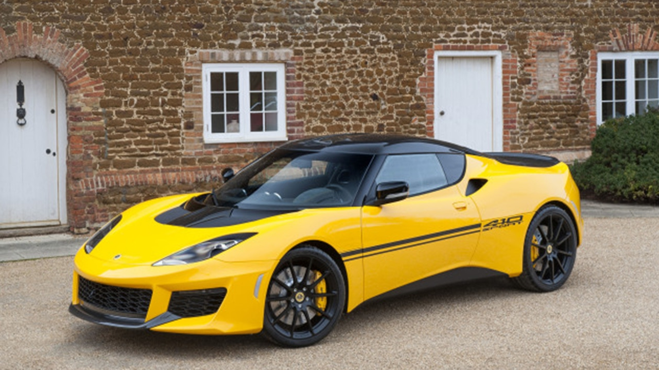 2018 lotus car. simple 2018 2018 lotus evora sport 410 is lighter faster better amazinger with lotus car