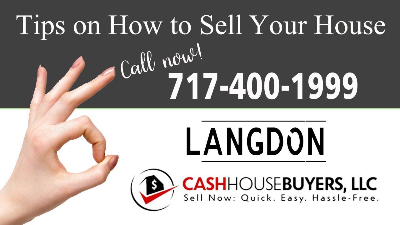 Tips Sell House Fast Langdon Washington DC | Call 7174001999 | We Buy Houses