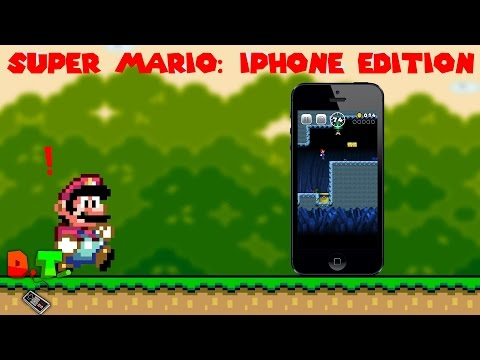 Super Mario Brothers: iPhone Edition