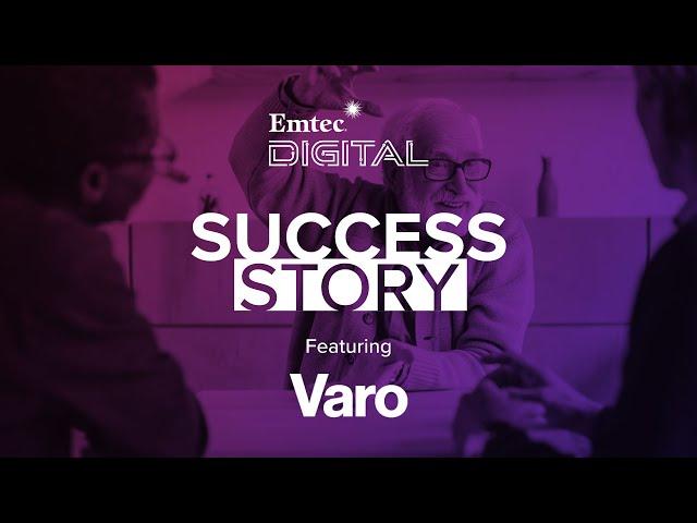 Digital Banking Solutions for Varo Bank | Customer Success Story| Emtec Digital