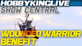 HobbyKing Live - Long Island AMA Wounded Warrior Benefit