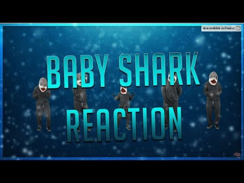 I'M NOT GONNA LIE I LOVED THIS | Baby Shark ( R&B Remix )  REACTION!
