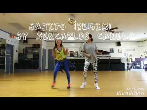 Bajito (remix) By JenCarlos Canela