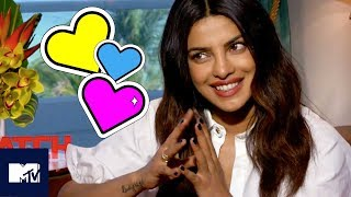 Priyanka Chopra Goes Speed Dating | MTV Movies