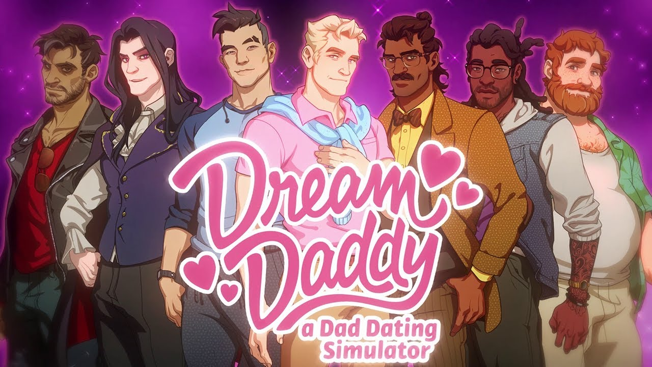 Image result for dream daddy