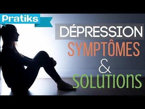La dépression : symptômes et solutions