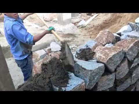 Building a Stone Home... Handmade House TV #115