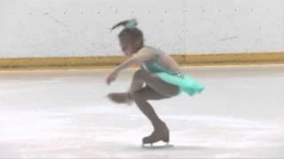 На льду Кадацкая Ангелина (2-й юношеский)