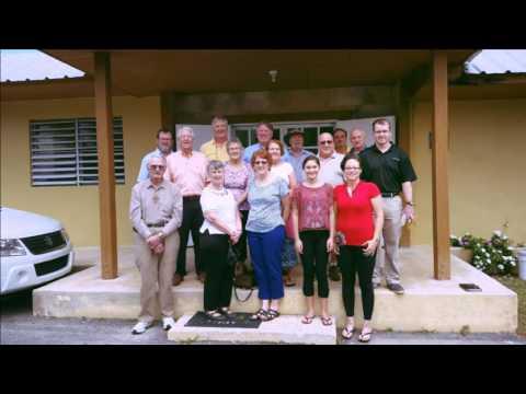 2016 Volunteers in Mission - Jayuya, Puerto Rico