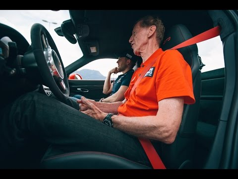 Walter Röhrl - Driving Experience by Andreus - Fahrsicherheitstraining mit Walter Röhrl in Südtirol