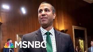 FCC Lied About Being Under Cyber Attack | All In | MSNBC