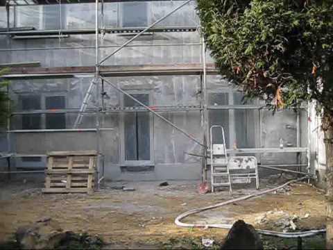 Putzarbeiten Unserer Artos Haus Stadtvilla Durch Tnc Ahmet Tunc