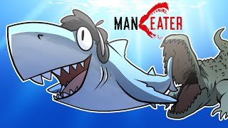 Maneater is a wild shark game like no other...