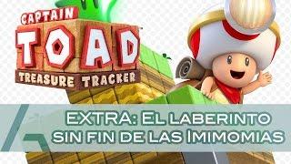 Captain Toad: Treasure Tracker | Extra: El laberinto sin fin de las Imimomias
