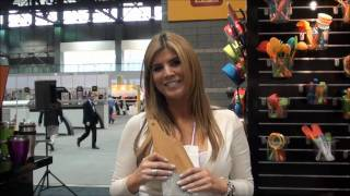 Ana Quincoces Gives a Colorful Cuban IMUSA Tour at the Home Housewares Show