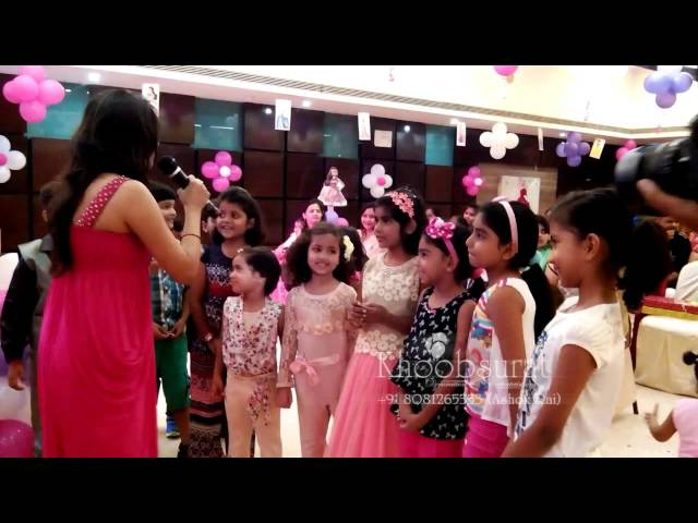 Birthday party organiser(event company ) in Lucknow | Khoobsurat +91 8081265333