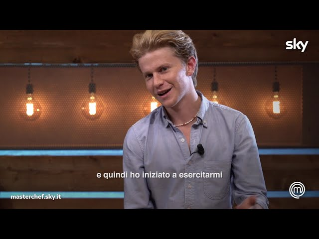 L'intervista a Chef Flynn McGarry | MasterChef Italia