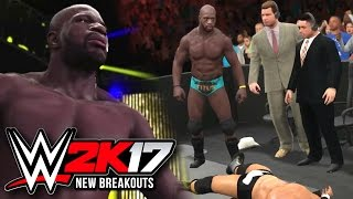 WWE 2K17 New Breakout & Sneak Attacks Post Match, New Interface & Animations!