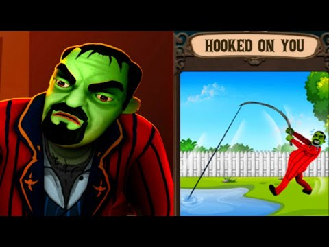 Scary Stranger 3D - Hooked On You- Good Ending + Failed Ending [Android - ios] New Update