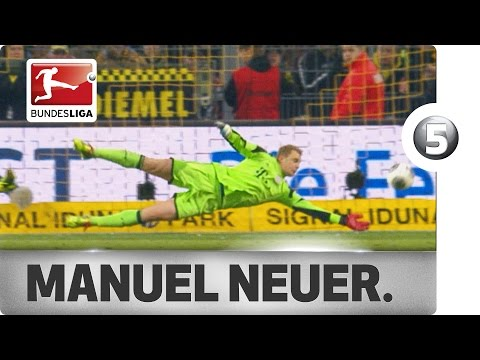 Manuel Neuer - Top 5 Saves