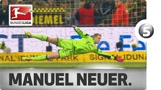 Manuel Neuer - Top 5 Saves