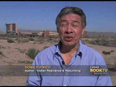 "C-SPAN Cities Tour - Mesa: Donald Fixico ""Indian Resilience & Rebuilding"""