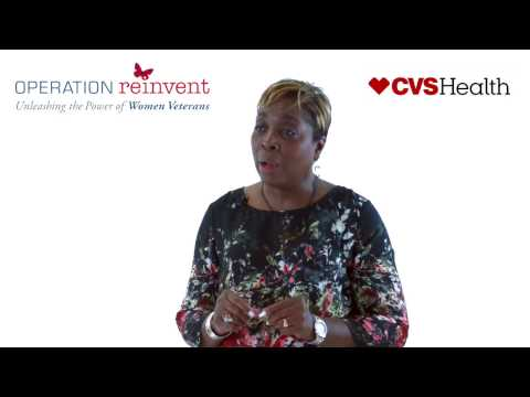 CVS Health is Proud to Partner with Operation Reinvent