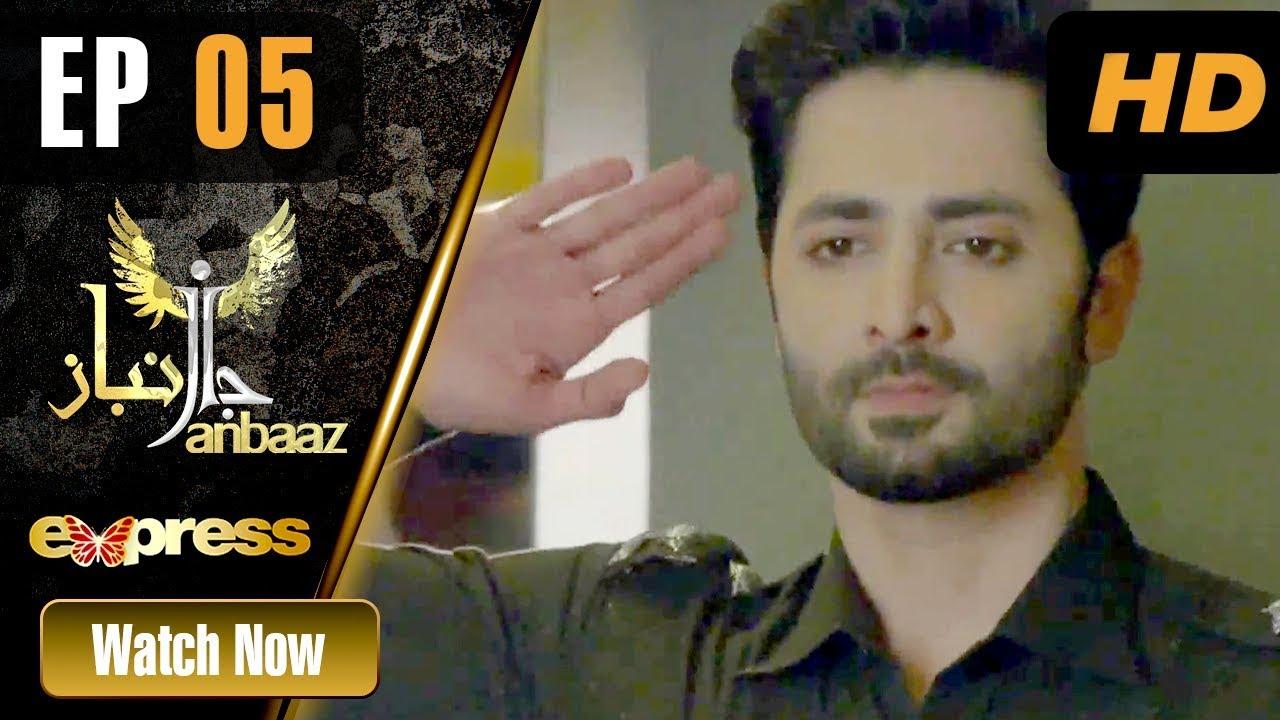 Download Pakistani Drama | Janbaaz - Episode 5 | Express TV Dramas | Qavi Khan, Danish Taimoor, Areeba Habib