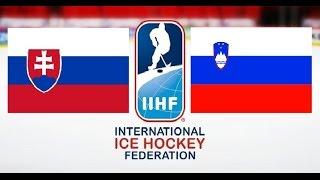 MS 2015 - Slovensko 3:1 Slovinsko (highlights)