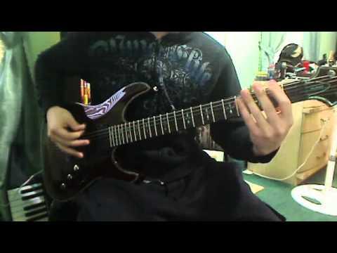 Disturbed - Sacred Lie (Guitar Cover)