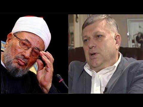 ردا على ادعاء السفير الروسي في قطر أن الشيخ القرضاوي يدير قناة الجزيرة