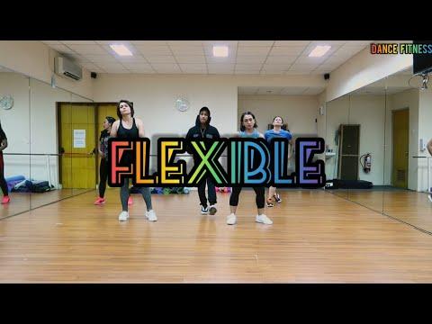 Dawin - Flexible Choreography DANCE FITNESS  At PHKT Balikpapan
