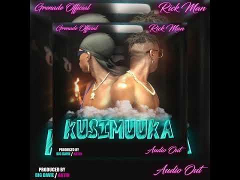 Kusimuuka-Grenade Official X Rickman (Official Audio)
