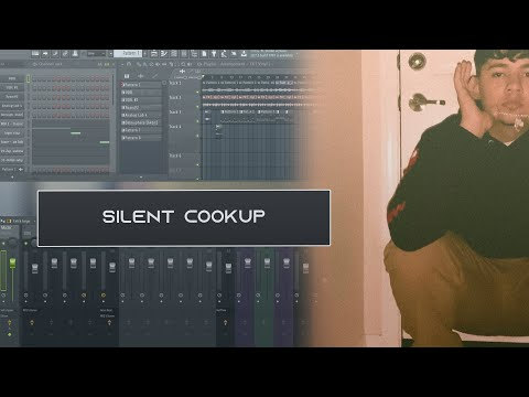 Silent Cookup Session for murakaminick #1 | Wavy Beat